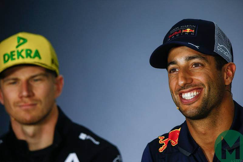 MPH: There's no guarantee Ricciardo will be number one at Renault