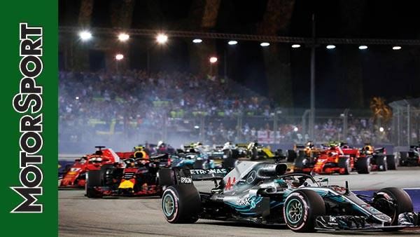 F1 2018 season review podcast