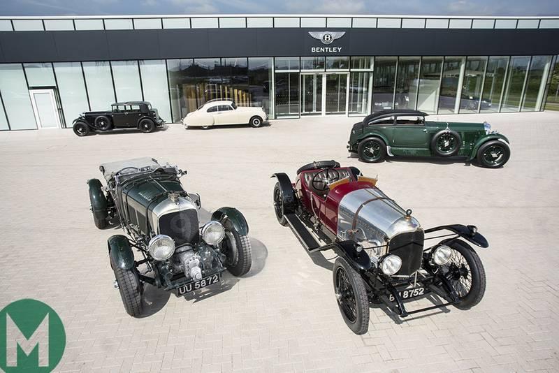 How Bentley is celebrating 100 years