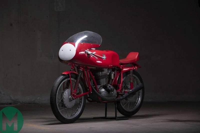 Hailwood and Minter's MV Agusta heads to auction
