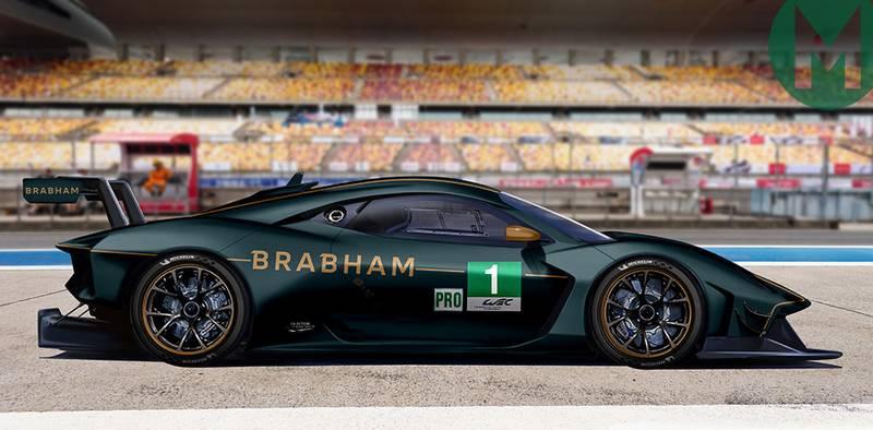 Brabham confirms Le Mans return