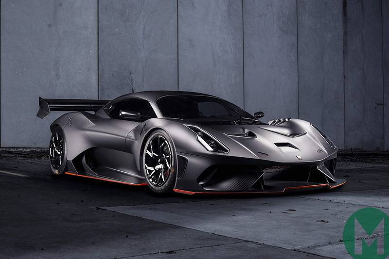 Brabham to produce road-legal BT62