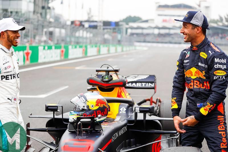 MPH: How Rosberg led Ricciardo to Renault