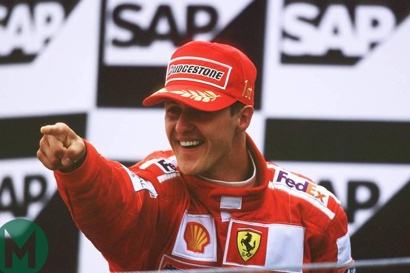 Michael Schumacher app launched