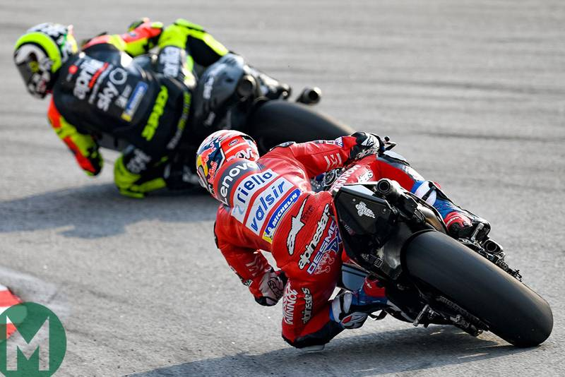 MotoGP Mutterings: The Honda/Ducati fight…