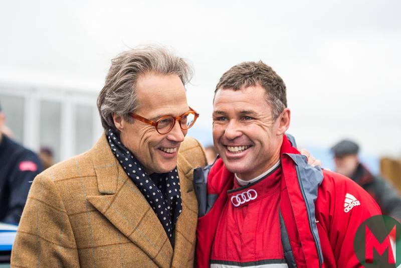 Le Mans legends lead Goodwood Members' Meeting