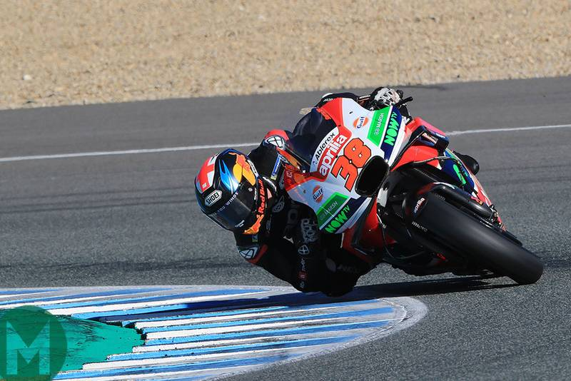 Aprilia: 'Now the bike feels more alive'