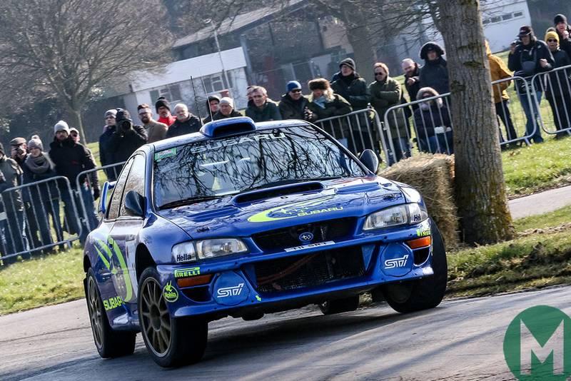 Legendary WRC cars to thrill Race Retro crowds
