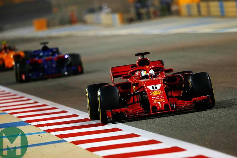 2018 Bahrain Grand Prix report