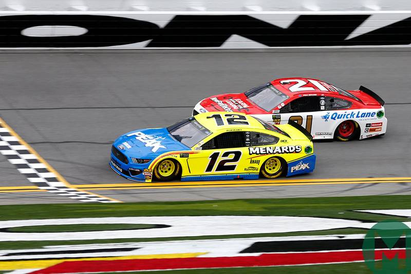 How NASCAR is nipping at F1's technical heels