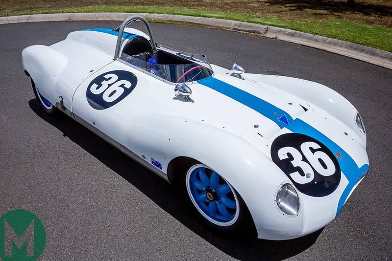 Jack Brabham's Cooper Bobtail
