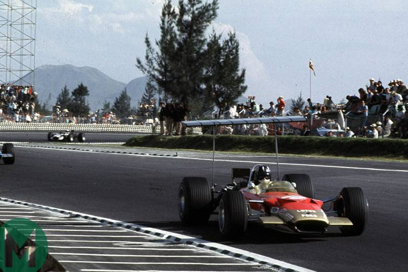 Watch Graham Hill clinch his second F1 title