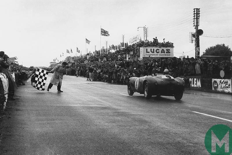 Watch Maurice Trintignant's Le Mans victory