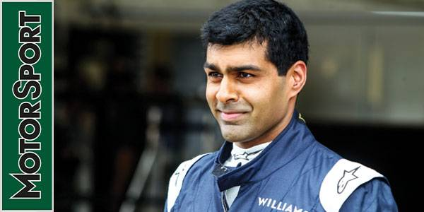 Podcast with Karun Chandhok