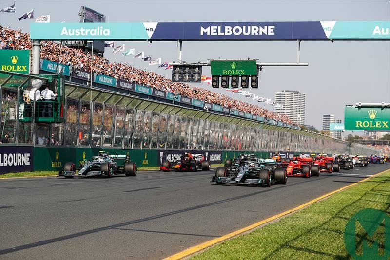 2019 Australian Grand Prix report