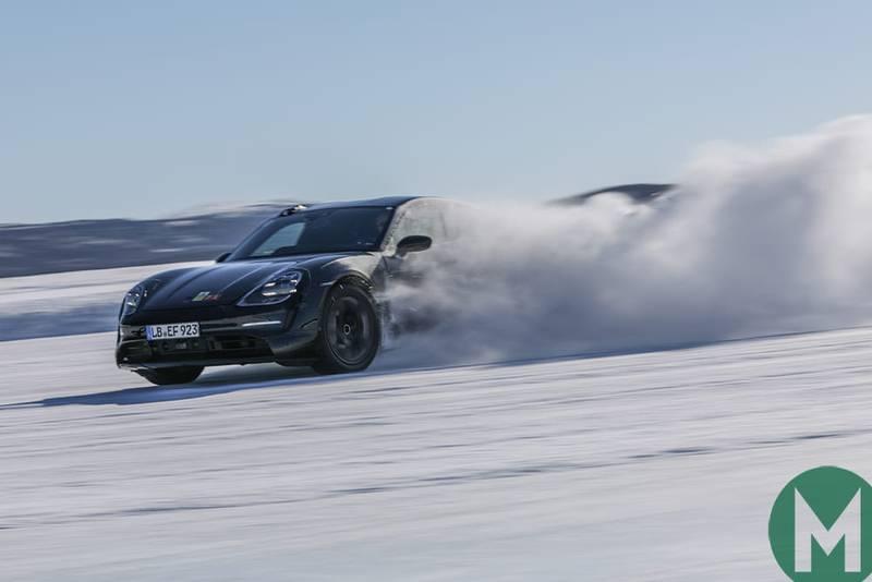 Porsche Taycan: first impressions