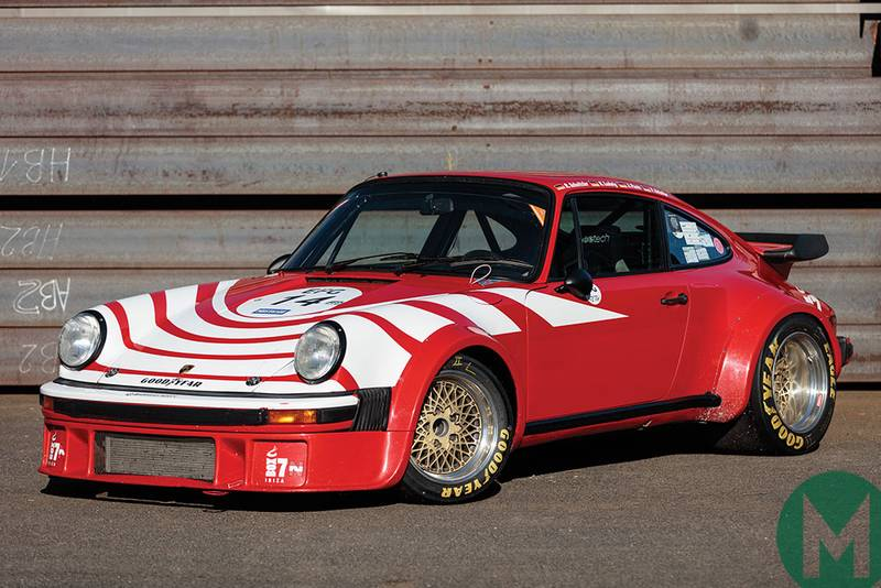 Klaus Ludwig's Group 4 throwback Porsche 911, updated