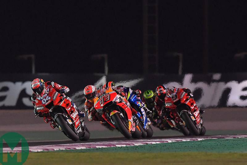 MotoGP Mutterings: 2019 Qatar Grand Prix