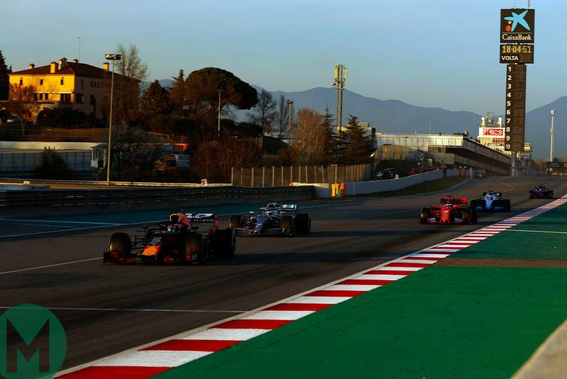 £1000 prize: Enter the F1 Season Preview Evening charity raffle