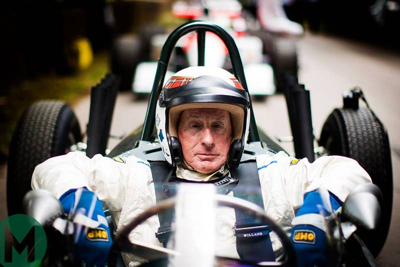 Jackie Stewart to be celebrated at Festival of Speed