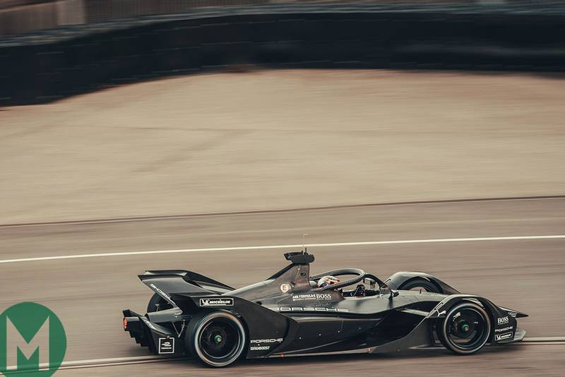 2019/20 Mercedes and Porsche Formula E cars unveiled