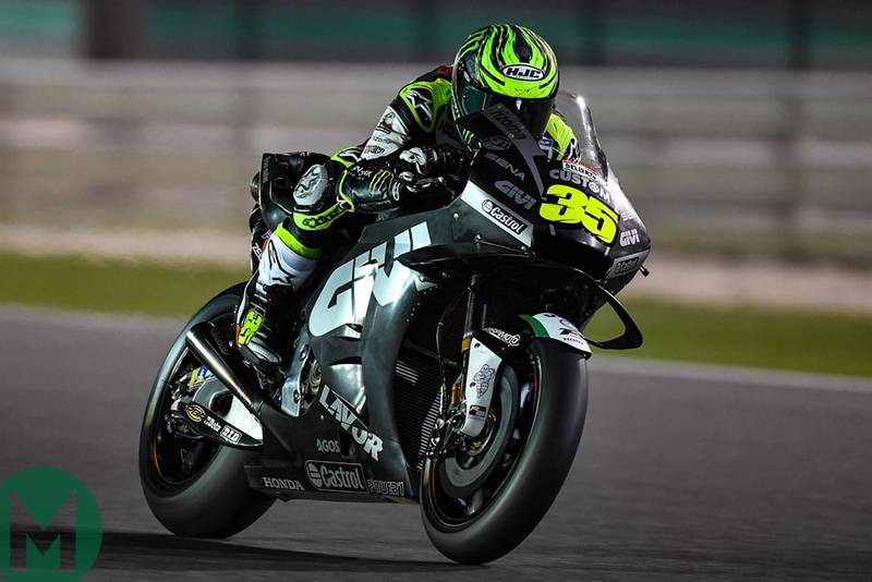 How I ride: Cal Crutchlow