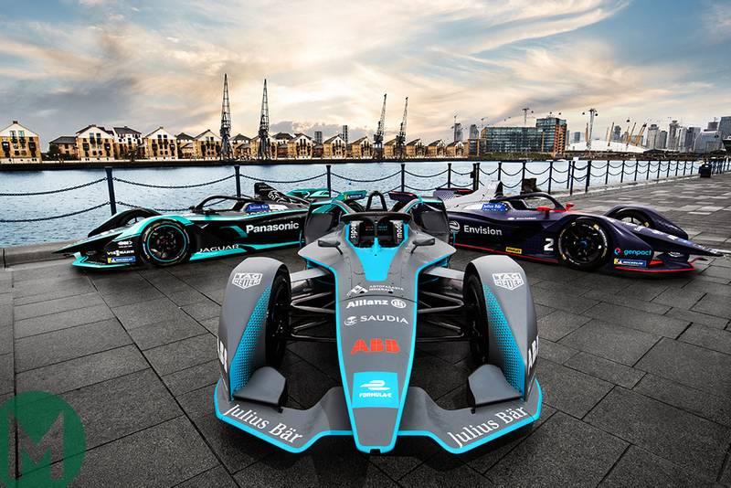 Formula E to race in London