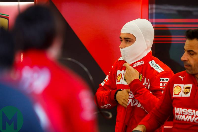 MPH: Leclerc on crunch time for F1 and Ferrari