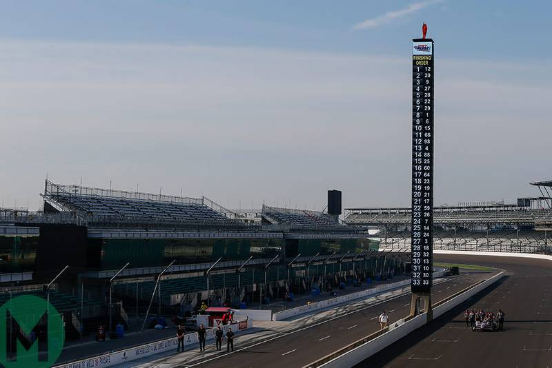 Watch the Indy 500 open test