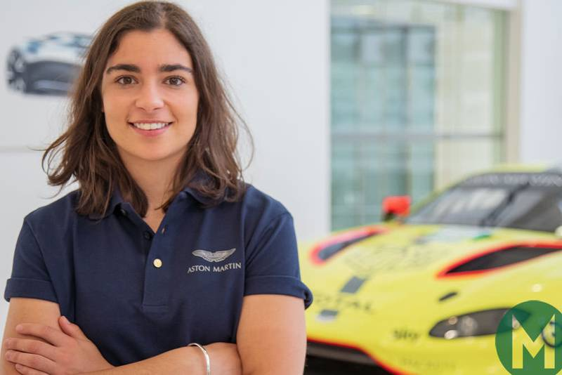 Aston Martin signs Chadwick, announces N24 line-up