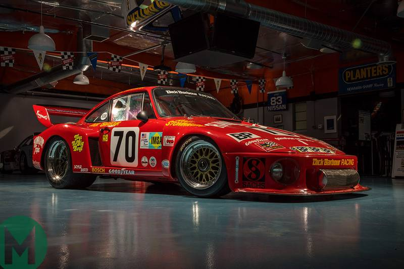 Gallery: Paul Newman's Le Mans class-winning Porsche 935