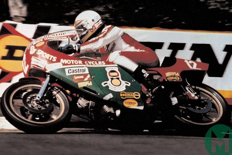 Watch Mike Hailwood's legendary Isle of Man TT comeback