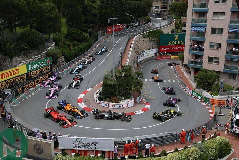 2019 Monaco Grand Prix report