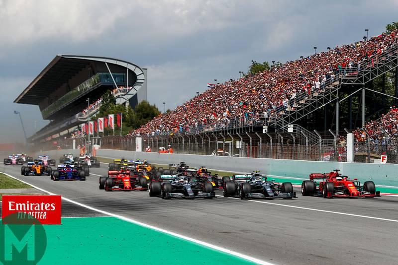 2019 Spanish Grand Prix report