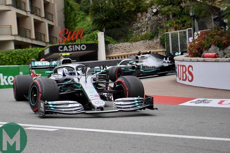 MPH: Let the procession begin — Mercedes solves Achilles heel