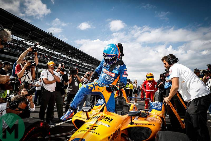 Where it went wrong for Alonso at the 2019 Indy 500