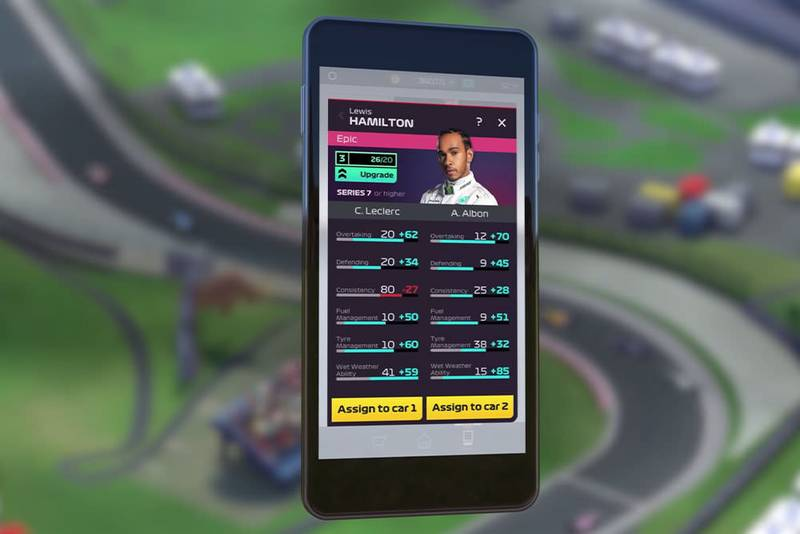 F1 Manager game review (Android & iOS)