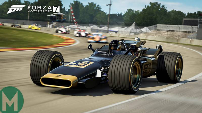 Forza Motorsport 7 adds new IndyCars, tries to fix multiplayer