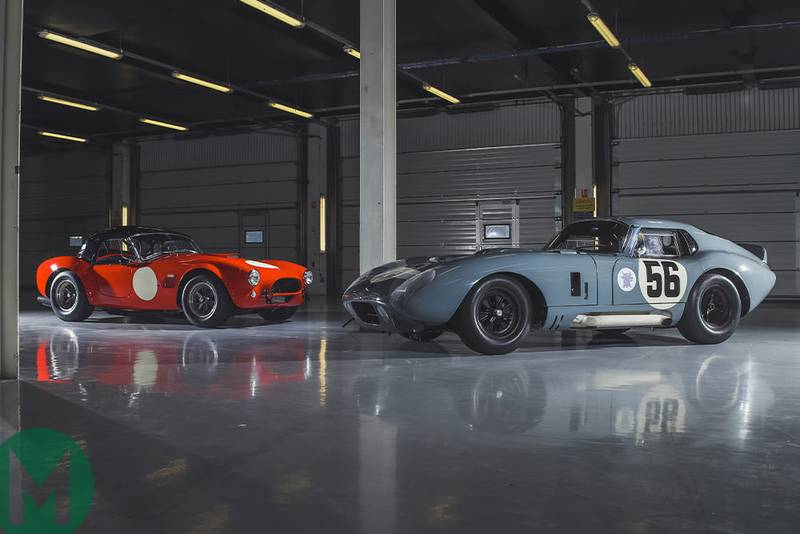 Gallery: AC Cobra and Shelby Daytona Coupe