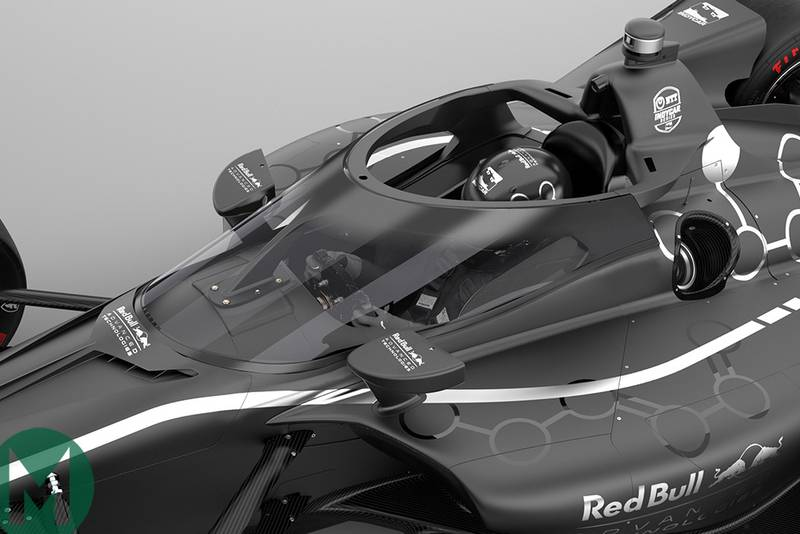 IndyCar to adopt Aeroscreen open canopy from 2020