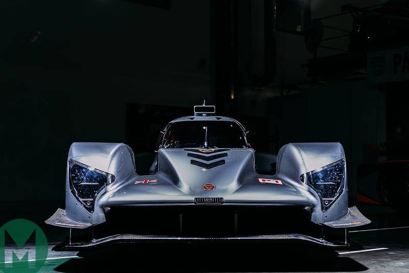 Ginetta announces return to the WEC in 2020