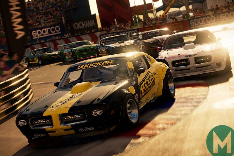 GRID: Codemasters brings back TOCA successor with Fernando Alonso