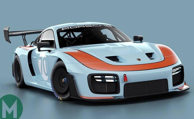 Retro liveries launched for new Porsche 935