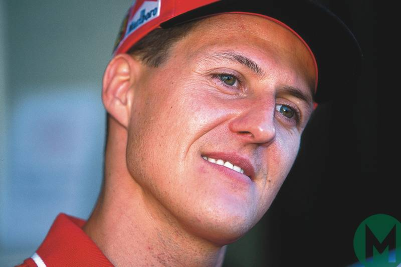 Michael Schumacher documentary set for release in late 2019