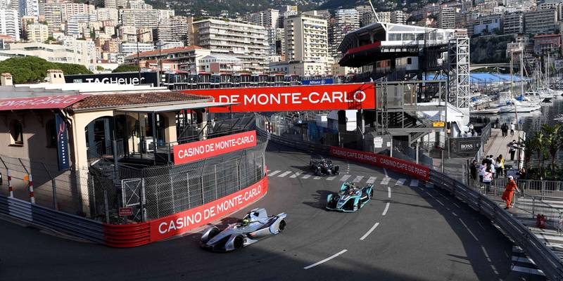 Motor sport video highlights – 13 May