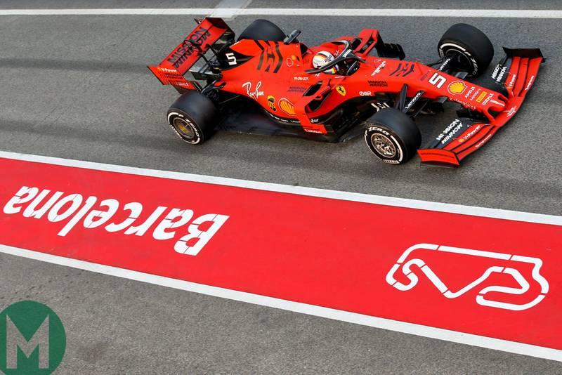 Ferrari to bring early update for Spanish F1 GP