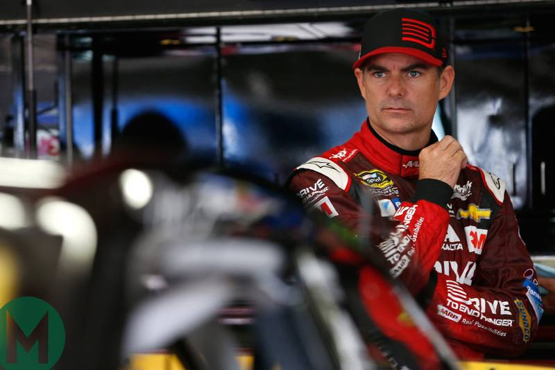 NASCAR champion Jeff Gordon to appear at Goodwood Revival