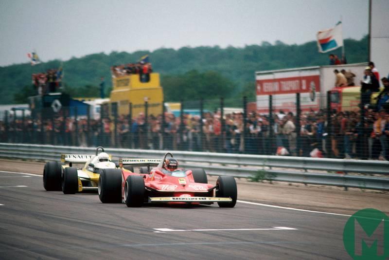 Villeneuve vs Arnoux: a golden era for F1?