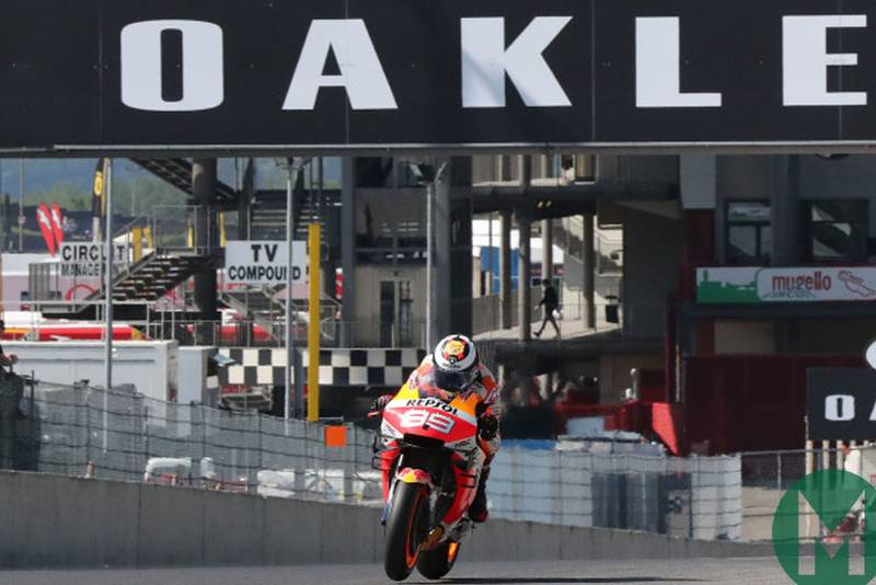 220mph and airborne: the Mugello corner that scares MotoGP riders