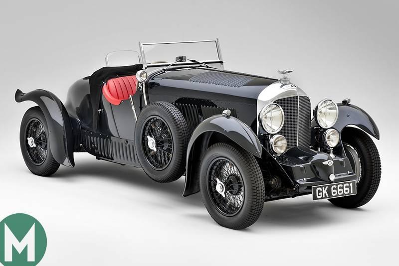 Salon Privé to celebrate Bentley's centenary with three of Barnato's cars